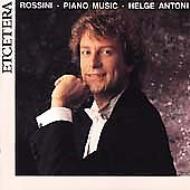 Piano Pieces: Helge Antoni(P)