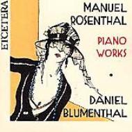 ロザンタ-ル: Piano Works