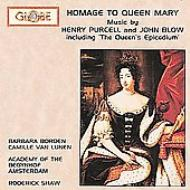 Homage To Queen Mary