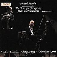 Flute Trios: Hazelzet(Fl)Norde(Vc)Ogg(Fp)