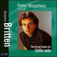 3 Cello Suites: Wispelwey