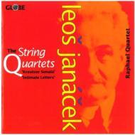 String Quartet.1, 2: Raphael Q