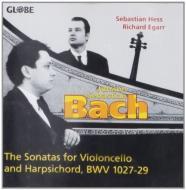 Gamba Sonatas: S.hess(Vc)egarr(Cemb)