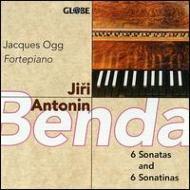 Keyboard Sonatas & Sonatinas: Ogg(Fp)