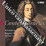 Recorder Sonatas: Kenji(Rec)Ogg(Cemb)Van Der Meer(Gamb)+dutch