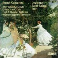 Flute Concerto.2 / Cello Concerto.1 / Flute Concer: Graf, Starck / Leppard / Eco