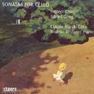 Cello Sonata: Starck / Requejo
