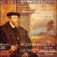 2 Ballads: Hermann(Br)/ Parsons