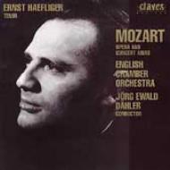 Opera & Concert Arias: Haefliger(T)Dahler / Eco