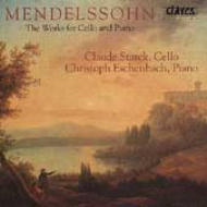 Works For Cello & Piano: Starck / Eschenbach
