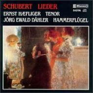 Lieder: Haefliger(T)Dahler(Fp)