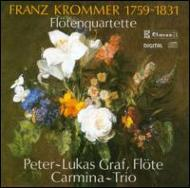 Flute Quartets: Graf(Fl)Carmina String Trio
