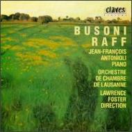 P.concertos: Antonioli / Foster / Lausanne.co