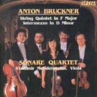 String Quintet, Intermezzo: Sonare Q V.mendelssohn(Va)