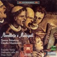 Novellette E Madrigali / Combattimento Di Tancredi E Clorinda: Fasolis / En