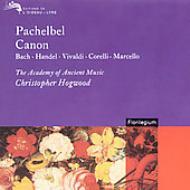 Hogwood / Aam Pachelbel, Corelli, Handel