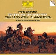 交響曲第9番『新世界より』、第8番 ロリン・マゼール&ウィーン・フィル