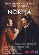 Norma Caballe, Vickers