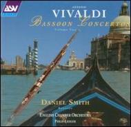 Bassoon Concertos Vol.2: Smith, Ledger / Eco