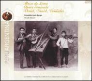 Messe De Lima: Massum / Ensamblelouis Berger