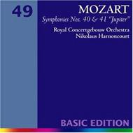 Sym.40, 41: Harnoncourt / Concertgebouw.o