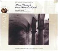 Missa Pastori: Da Silva & Weibel / Ensemble Turicum