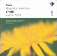 Magnificat / Gloria: Corboz / Lausanne.co, Lausanne Vocal.ens