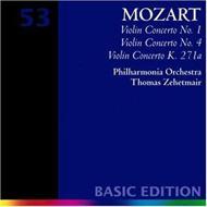 Violin Concertos.1-4: Zehetmair(Vn)po