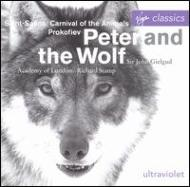 Peter & Wolf / Le Carnaval Des Animaux: R.stamp / Academy Of London, Etc