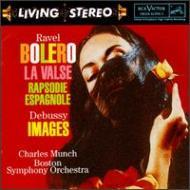 Bolero, La Valse, Rapsodie Espagnole / Images: Munch / Bso