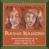 Concerto For 2 Pianos & Orchestra: Kapten / Tallinn Po