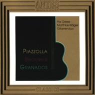 Granados, Brouwer, Piazolla-music For 2 Guitars: Grees Klager