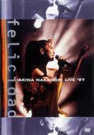 中森明菜 live'97 felicidad