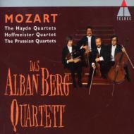 String Quartet.14, 15, 16, 17, 18, 19, 20, 21, 22, 23: Alban Berg Q
