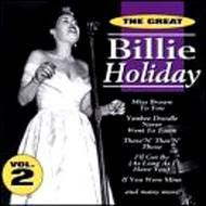 Great Billie Holiday Vol.2