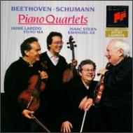 Piano Quartet: Ax(P)Stern(Vn)Laredo(Va)Yo-yo Ma(Vc)