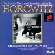 Horowitz Legendary 1968 Tv Concert