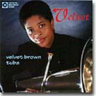 Velvet Brown Tuba