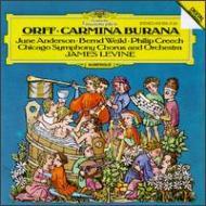 カルミナ・ブラーナ レヴァイン&シカゴ交響楽団