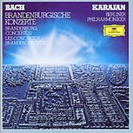 ブランデンブルク協奏曲全曲 カラヤン&ベルリン・フィル(1978、79)(2CD)