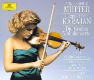 Violin Concertos: Mutter /