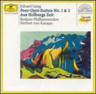 Peer Gynt Suites.1, 2: Karajan / Bpo