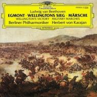 Egmont, Wellingtons Sieg: Karajan / Bpo Janowitz(S)+marches
