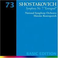 Sym.7: Rostropovich / National.so