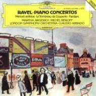ピアノ協奏曲集 アルゲリッチ、ベロフ、アバド&ロンドン交響楽団