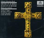 ミサ曲ロ短調 リヒター&ミュンヘン・バッハ管弦楽団(1961)(2CD)