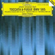 Toccata & Fugue-organ Works: Preston