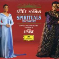 Spirituals In Concert: K.battle, Norman, Levine / O & Cho