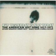 The American Art Song 1927-72