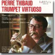 Trumpet Concerto: P.thibaud(Tp)豊田耕児/群馬+albrechtsberger, Jolivet